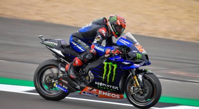 MotoGP, risultati e classifica FP3 GP Aragon: Quartararo leader, Valentino Rossi fuori dalla top10