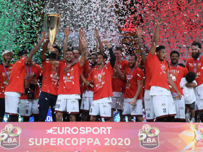 Basket, Supercoppa Italiana: calendario fase a gironi, programma, date, orari, tv