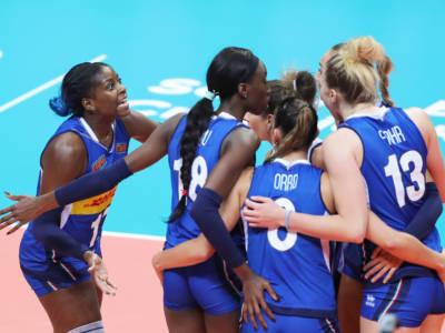 Volley, sarà la Russia l'avversaria dell'Italia ai quarti degli Europei: sconfitta la Bielorussia