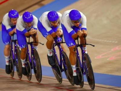 LIVE Ciclismo su pista, Olimpiadi Tokyo in DIRETTA: ITALIA ORO E RECORD DEL MONDOOOOOO!!!