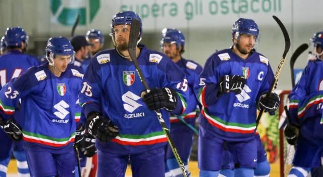 Italia-Lettonia oggi, Preolimpico hockey ghiaccio: orario, tv, programma, streaming in chiaro