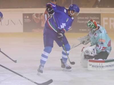Hockey ghiaccio, Preolimpico Riga 2021: Italia-Lettonia 0-6. Azzurri travolti dai baltici
