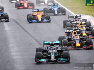 F1, GP Ungheria 2021: squalificato Vettel, Hamilton diventa 2° e guadagna altri 2 punti su Verstappen