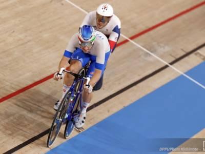 Ciclismo su pista, Europei 2021: nessuna medaglia per l'Italia in chiusura, quarti Elia Viviani e Michele Scartezzini