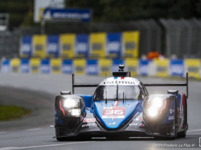 24 Ore Le Mans, FP3: l'Alpine risponde alla Toyota, la Porsche guida in GTE