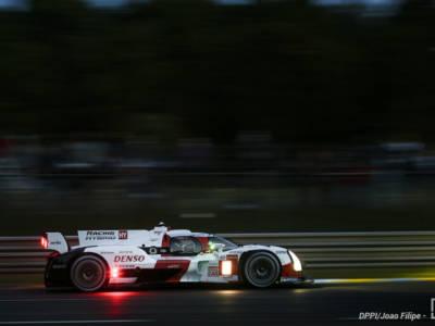 24 Ore Le Mans, FP4: Toyota si conferma leader, Ferrari svetta in GTE Am