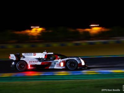 24 Ore Le Mans, Toyota #7 leader a metà gara, Ferrari contro Corvette in GTE PRO
