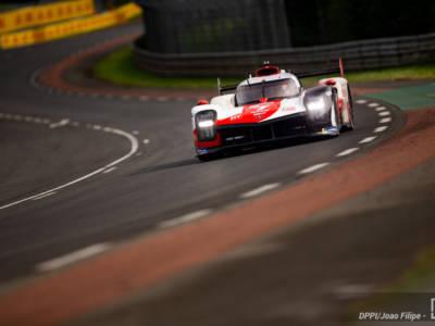 24 Ore Le Mans, Toyota padrona dopo le prime 6h, Ferrari regna in GTE PRO
