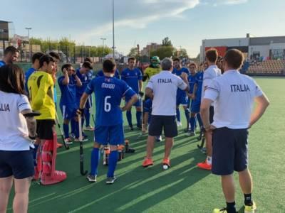 Hockey prato, Europei Pool B 2021: parte con una vittoria l'Italia, battuta la Croazia 4-1