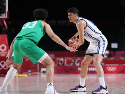 """Basket, Olimpiadi Tokyo. Simone Fontecchio: """"Fa male, siamo arrivati ad un passo"""""""