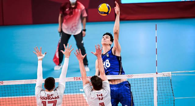 Volley, Europei 2021: Michieletto 3° per aces, in lotta tra i marcatori. Le statistiche degli azzurri, ora la semifinale