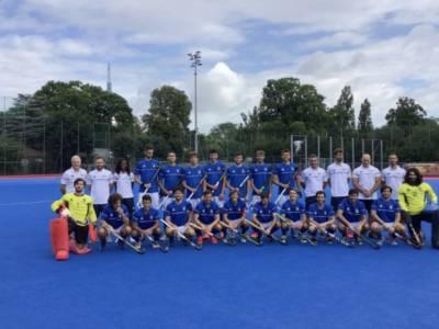 Hockey prato: da domenica gli Europei di Pool B al maschile. I convocati dell'Italia