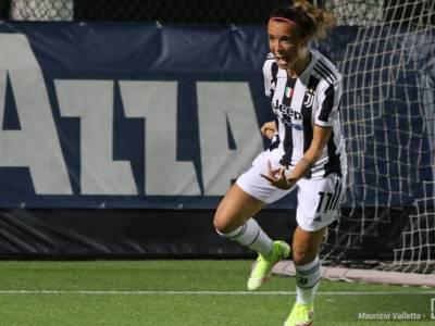 Calcio femminile, la Juventus contro il Vllaznia nel 2° turno preliminare di Champions League