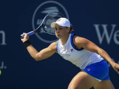 US Open 2021, tabellone femminile: sorride Ashleigh Barty, subito Camila Giorgi-Halep