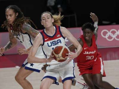 Basket femminile, Olimpiadi Tokyo: Stewart eletta MVP nel quintetto ideale del torneo