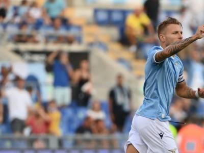 Calcio, goleada della Lazio all'Olimpico, Atalanta fermata dal Bologna nel 2° turno di Serie A
