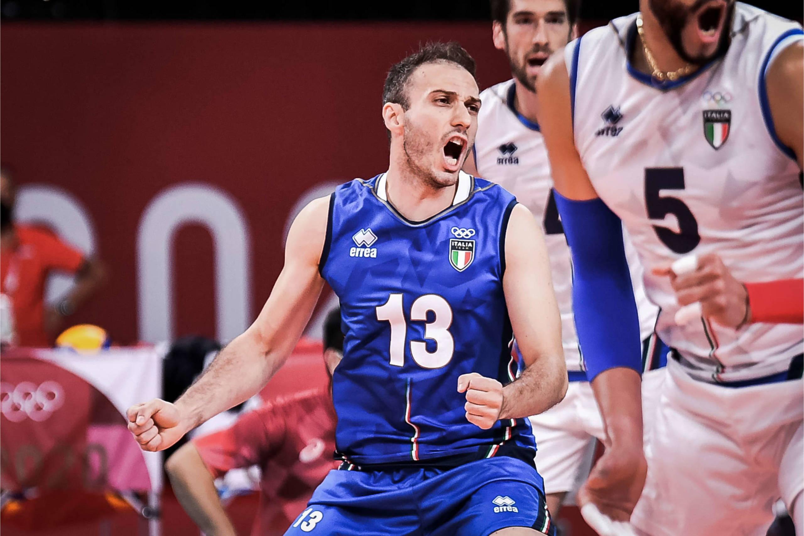 LIVE Italia Argentina 1 0, Olimpiadi volley in DIRETTA: gli azzurri dominano il primo set, 25 21