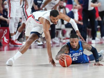 LIVE Francia-Stati Uniti 82-87, Finale basket Olimpiadi in DIRETTA: quarto oro consecutivo per Team Usa!