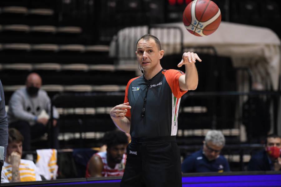Basket, Olimpiadi Tokyo. Manuel Mazzoni dirige Stati Uniti Australia