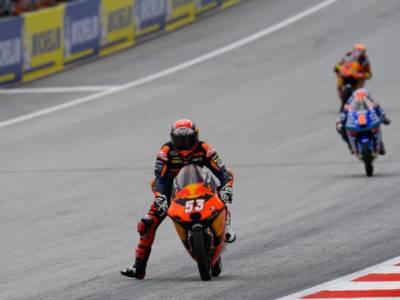 Moto3, risultato qualifiche GP Stiria 2021: pole per Deniz Oncu, bene Romano Fenati 3°