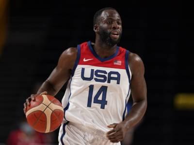 """Basket, Olimpiadi Tokyo. Draymond Green: """"Questo oro è più bello di quello di Rio"""""""