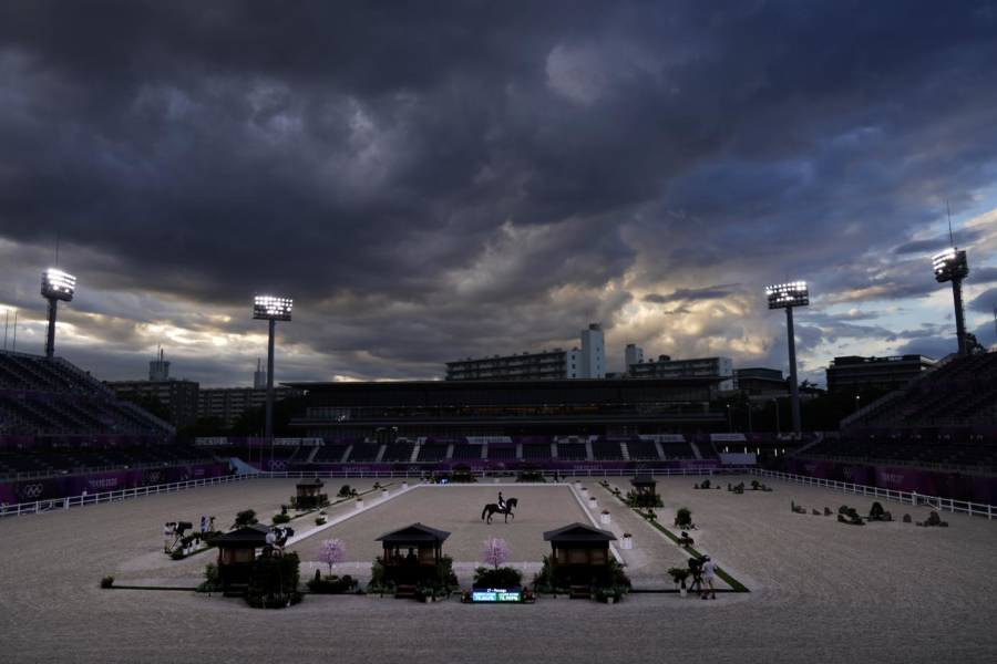 Equitazione, Dressage World Cup Herning 2021: Cathrine Dufour in testa dopo lo Short Grand Prix