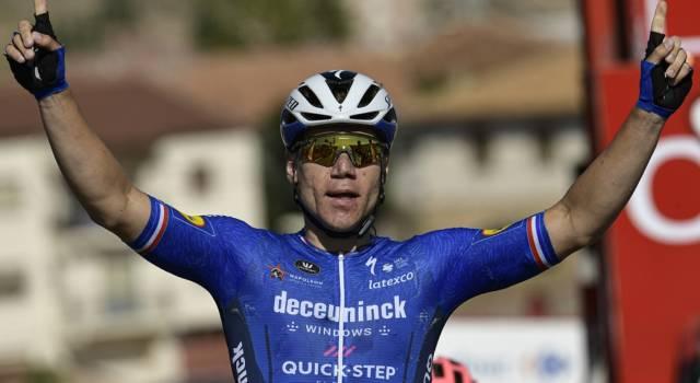Vuelta a España 2021, il borsino dei favoriti della tredicesima tappa: Jakobsen cerca il tris, ma attenzione a Dainese