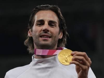 """Atletica, Gianmarco Tamberi: """"Potevo stare a casa, ma era giusto esserci per gli appassionati. Porto la mia gioia"""""""