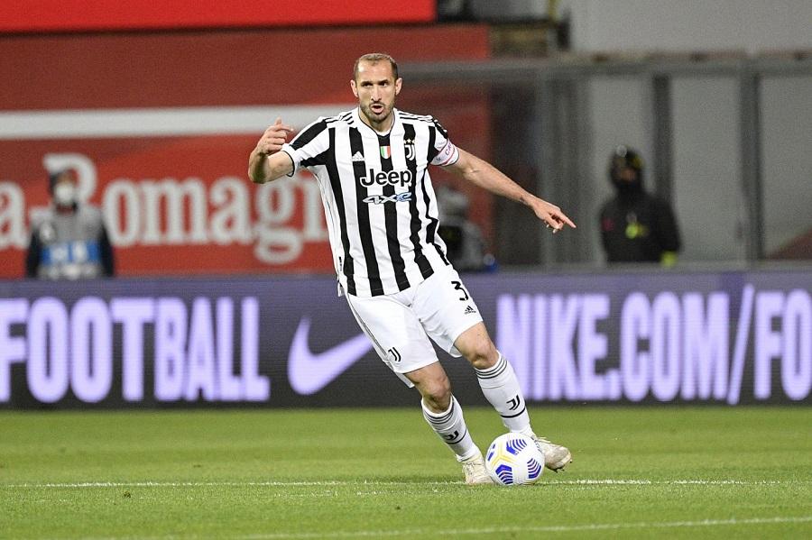 Calcio, Giorgio Chiellini e la Juventus ancora insieme: rinnovato il contratto fino al 2023