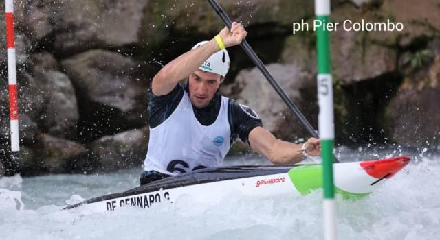Canoa slalom, i convocati dell'Italia per i Mondiali: dieci azzurri in gara a Bratislava