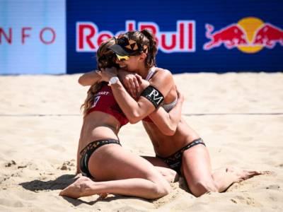 Beach volley, Europeo 2021. Betschart/Huberli concedono il bis per la Svizzera