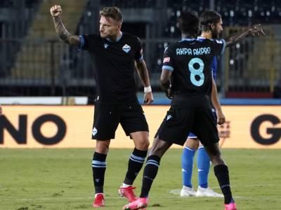 VIDEO Empoli-Lazio 1-3, gol Serie A: highlights e sintesi. Buona la prima per Immobile e compagni
