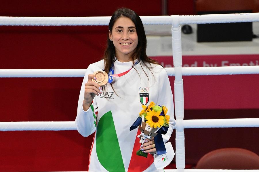 """Boxe, Olimpiadi Tokyo: Irma Testa felice e orgogliosa per il bronzo: """"E' la dimostrazione che anche le donne possono fare questo sport"""""""
