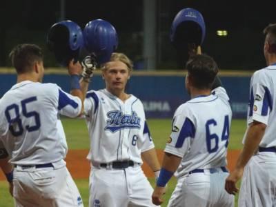 Baseball, Europei Under 23 2021: Italia in semifinale con un turno di anticipo, battuta la Francia