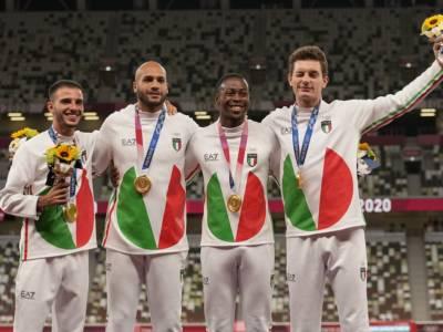 """Atletica, gli staffettisti d'oro sulla tripletta delle azzurre alle Paralimpiadi: """"Siete un esempio"""""""