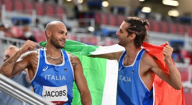 """Atletica, Marcell Jacobs: """"Filippo Tortu è uno stimolo per migliorare, Tamberi un riferimento"""""""