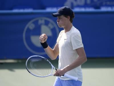 ATP Washington 2021, Jannik Sinner affronta il 'salvabreak' Mackenzie McDonald per il terzo titolo in carriera