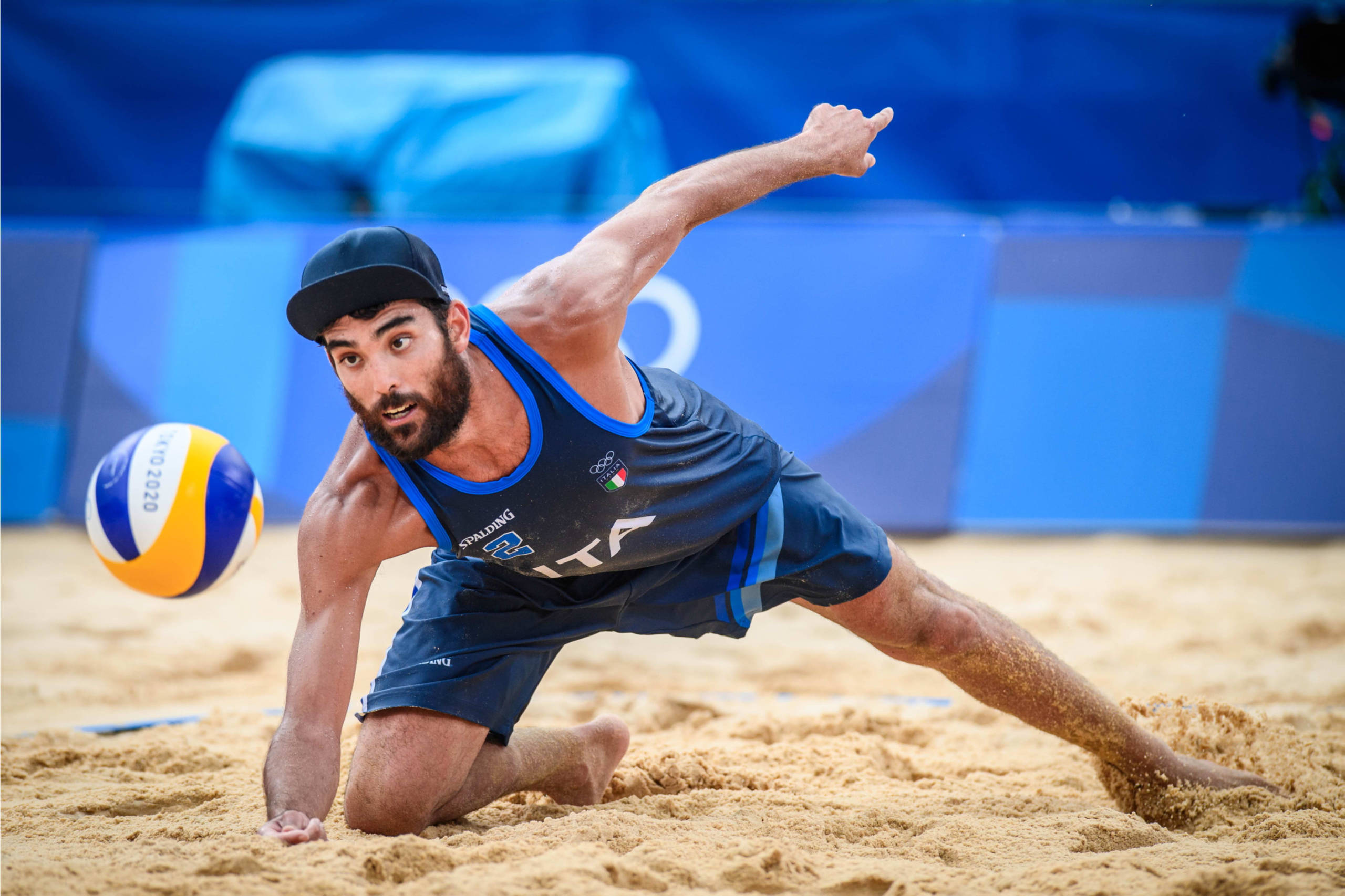 Beach volley, Olimpiadi Tokyo. Battuti 2 0 Fijalek/Bryl, Nicolai/Lupo puntuali all'appuntamento con i quarti