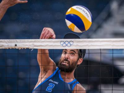LIVE Lupo/Nicolai-Cherif/Ahmed 17-21 21-23, Olimpiadi beach volley in DIRETTA: gli azzurri perdono il primo set