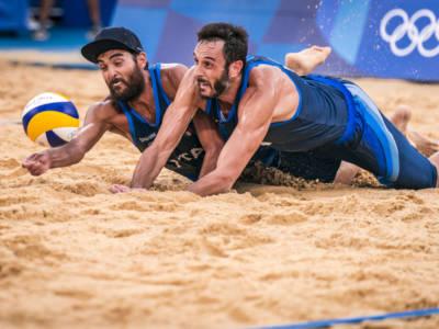 Beach volley, Olimpiadi Tokyo. Lupo/Nicolai: addio sogni di gloria. Niente da fare contro Cherif/Ahmed