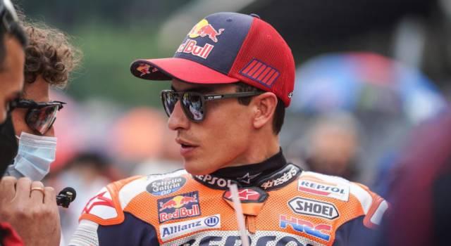 """MotoGP, Marc Marquez: """"Lavoreremo il più possibile verso la gara di domenica"""""""