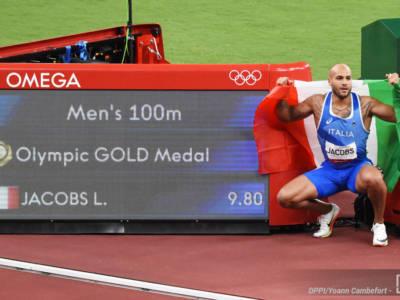 Olimpiadi Tokyo: anche il CT Roberto Mancini celebra i trionfi di Gianmarco Tamberi e Marcell Jacobs