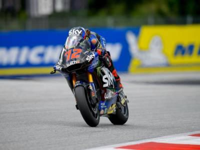 Moto2, Marco Bezzecchi vince di forza il GP della Stiria e riapre la corsa al titolo, sfruttando il 4° posto di Gardner