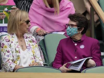 """Tennis, Martina Navratilova critica i giovani: """"Non sanno gestire la pressione come i Big 3"""""""