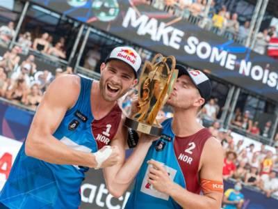 Beach volley, Europeo 2021. Mol/Sorum inarrestabili: il poker continentale è servito!