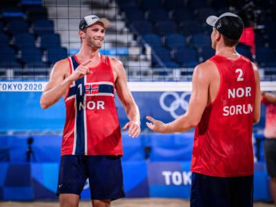 Beach volley, Olimpiadi Tokyo: Christian Sorum ed Anders Mol, trionfo a Cinque Cerchi! Battuti i campioni del mondo