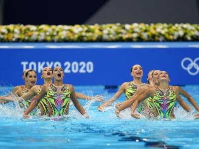 Nuoto artistico, Olimpiadi Tokyo: le azzurre chiudono con un grande quinto posto! Oro al ROC