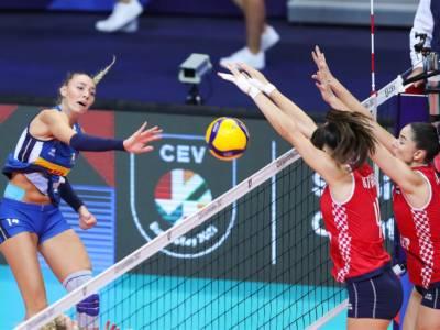 Volley, Italia-Croazia 3-0: le pagelle delle azzurre. Sprazzi di vera Egonu. Tornado Pietrini