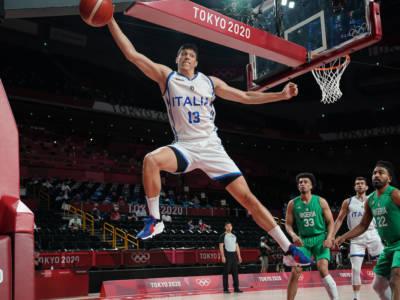 Italia-Francia basket, Olimpiadi Tokyo: programma, orario, tv, streaming