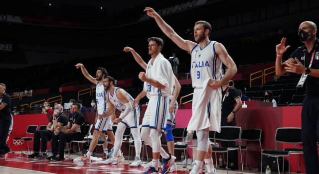 Basket, l'Italia pesca la Francia ai quarti delle Olimpiadi di Tokyo! Ecco Gobert e Fournier